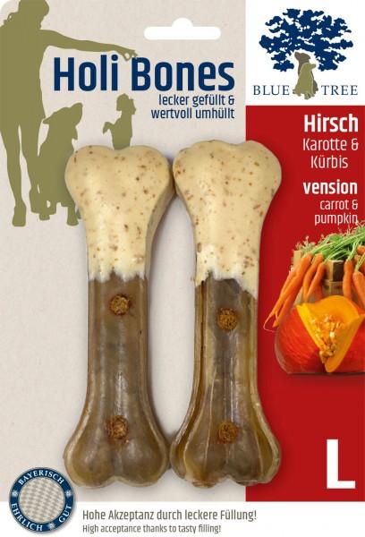 BT Holi Bones Hirsch L 175g VE=1