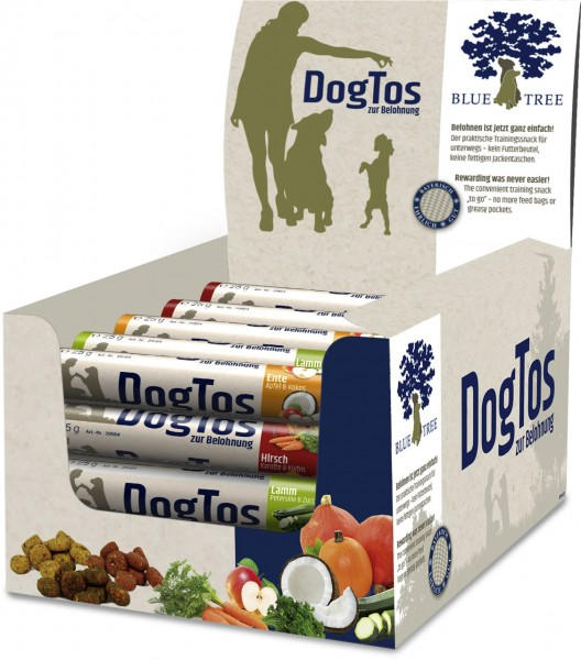 BT DogTos Mix Display