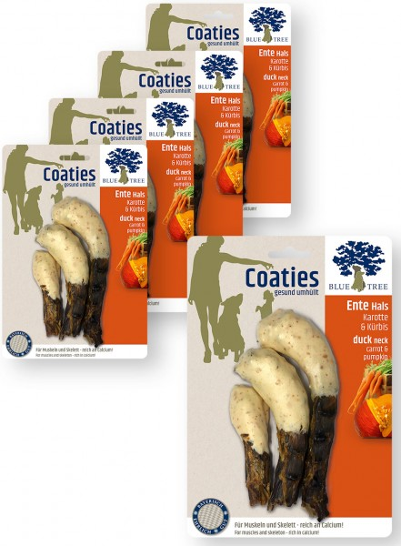 BT Coaties Ente Hals 90g