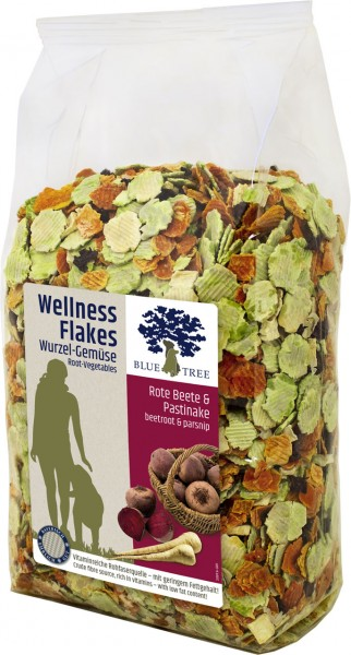 BT Dog GL Wellness Flakes Wurzel-Gemüse 650g VE=1