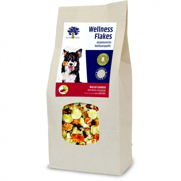 BT Wellness Flakes Wurzel-Gemüse 650 g VE=1