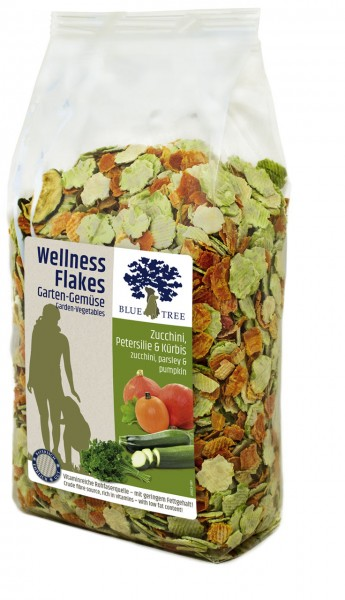 BT Dog GL Wellness Flakes Garten-Gemüse 650g VE=1