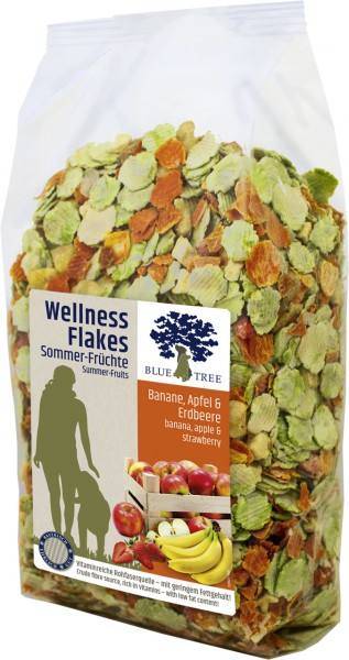 BT Dog GL Wellness Flakes Sommer-Früchte 650g VE=1