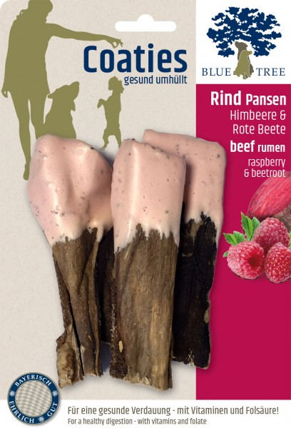 BT Coaties Rind Pansen 100g VE=1